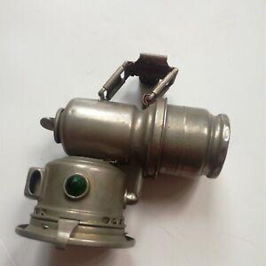 Vintage Joseph Lucas Calcia Club Carbide Cycle Lamp original condition No.143