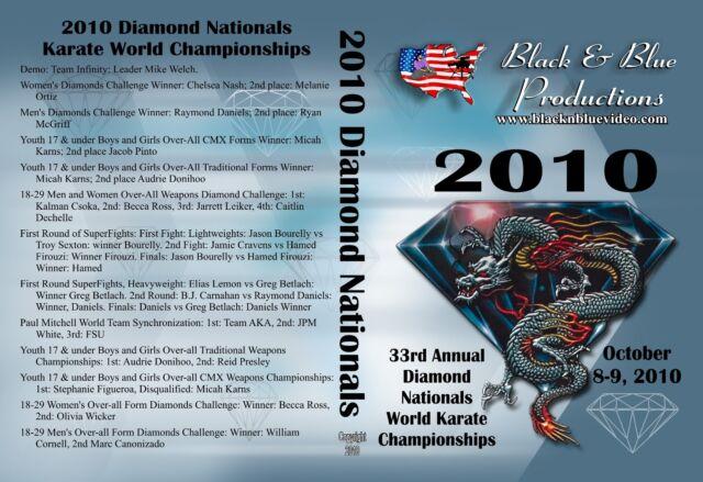 2010 Diamond Nationals Karate Tournament