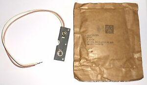Clip-de-connexion-pile-2-poles-US-Signal-Corps-2Z2712-276-NOS-NIB