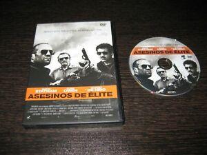 Assassins De Elite DVD Jason Stather Clive Owen Robert De Niro