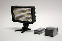 Pro 1 Led Ag Hd Video Light + F970 For Panasonic Ac30 Ac90 Ag-ac30 Ag-ac90 Cam