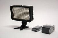 Pro 1 Led Ag Hd Video Light + F970 For Panasonic Ac30 Ac90 Ag-ac30 Ag-ac90 Cam