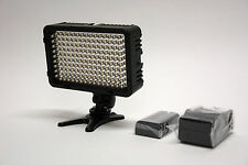 Pro 1 LED DMC HD video light + F970 for Panasonic DC GH5 FX2500 FZ1000 Lumi