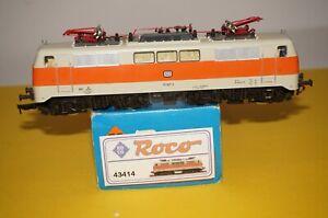 RF30-Roco-H0-43414-S-BAHN-Electrica-Br-111-167-3-Der-DB-Ovp-Top-Estado
