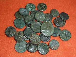 Griechenland Lot 29 Antike Griechische Münzen Tier Motive Pferde