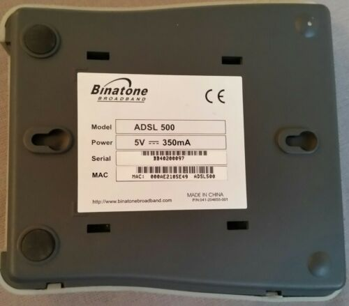 Binatone ADSL 500 Treiber Windows 7
