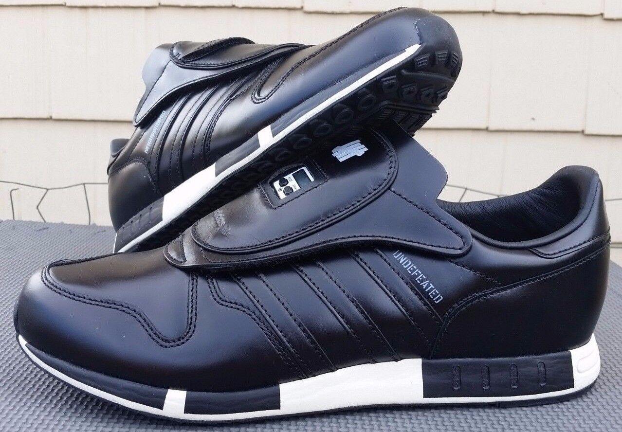Adidas Adidas Adidas micropacer imbattuto x quartiere nero / gesso m22693 uomini sz 12 5af6b9