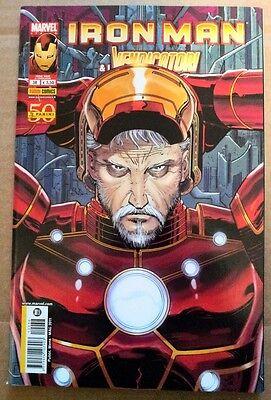 Iron Man e i Potenti Vendicatori n.38 ed.Panini