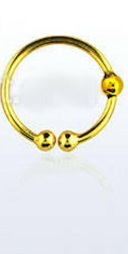 2 Exclusive 24 Karat gold Vermeil Body Intimate Clips