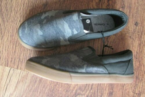 NEW CAMOUFLAGE PRINT OLDER BOYS PUMPS SIZE 5 6 AVAILABLE