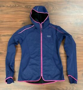 Gore-Bike-Wear-Women-039-s-Wind-Stopper-Hoody-Jacket-Size-Large-New-with-Tags