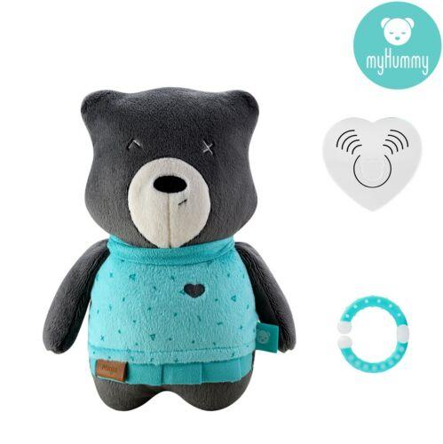 MyHummy TeddyBär Maya Baby Einschlafhilfe Plüsch Kuscheltier sanftes Rauschen