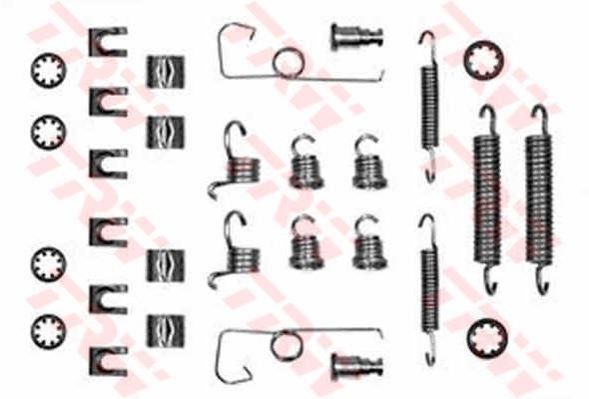 TRW SFK131 Accessoire Kit Frein Chaussures Arrière
