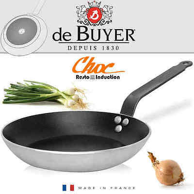 Acquirente - Choc Resto Induzione - Antiaderente Padella 32 Cm