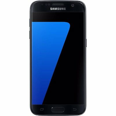Samsung Galaxy S7 SM-G930T 32GB Tmobile Unlocked GSM Black Gold
