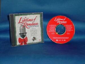 FRANK SINATRA TONY BENNETT Lifetime Of Romance Christmas CD Nat King Cole 610583107326 | eBay