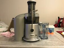 Cookworks Whole Fruit Juicer Stainless Steel Black KP60PD