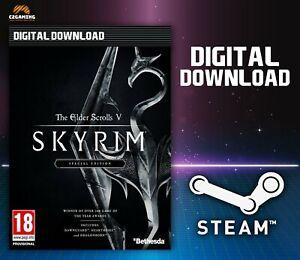 Details about The Elder Scrolls V: Skyrim Special Edition [PC] (2016) STEAM  DOWNLOAD KEY 🎮🔑