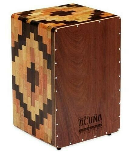 AACJSE NEW Gon Bops Alex Acuña Special Edition Cajon