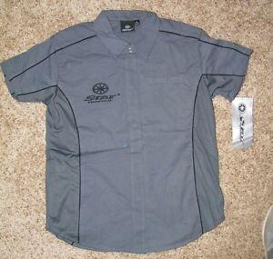 Yamaha Star Motorcycles Womens Staff Work Shirt STW-09STA-MD Size M NWT