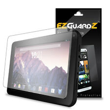 """2X EZguardz LCD Screen Protector Skin Cover HD 2X For Dragon Touch M7 7"""" Tablet"""