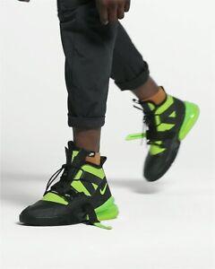 Nike Air Force 270 Utility Black Volt