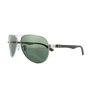 5248fb805196e Ray-Ban Sunglasses 8313 004 N5 Gunmetal Grey Polarized 61mm Large