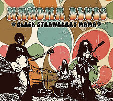 "NANDHA BLUES: ""Black Strawberry Mama"" CD (Excellent Blues-Based Guitar Rocker)"