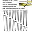 Hairpin-Legs-Haarnadelbeine-Hairpins-Tischbeine-Tischkufen-Esstisch-Hairpinlegs miniatuur 3