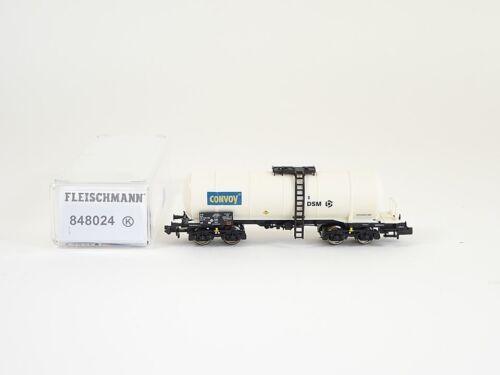"Fleischmann N 848024 Kesselwagen /""DSM/"" NS neu OVP"