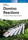 Domino Reactions: Concepts for Efficient Organic Synthesis by Wiley-VCH Verlag GmbH (Hardback, 2014)