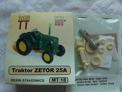 Mt18b Miniatura Traccia Tt Completamente Kit Kit Trattore Zetor 25a Resin-z Bausatz Traktor Zetor 25a Resin It-it Mostra Il Titolo Originale Vincere Elogi Calorosi Dai Clienti