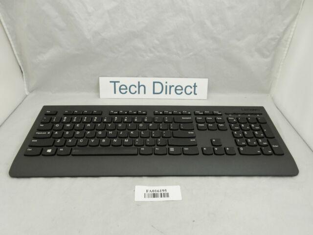 Lenovo 4X30M39497 RF Wireless QWERTY Inglese US Nero tastiera
