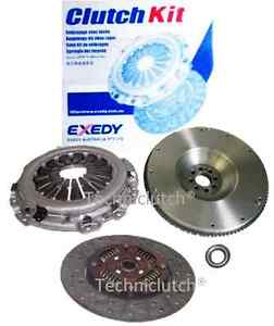 exedy complete clutch kit and smf solid flywheel upgrade for a nissan navara d40 ebay. Black Bedroom Furniture Sets. Home Design Ideas