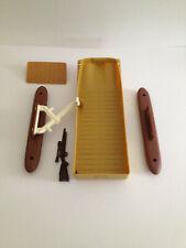 Pontoon Boat Seat 3D Printed Replica GIjOE Adventure Team
