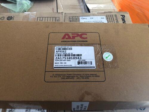 BRAND NEW 15amp APC AP9562 Basic Rack PDU Power Distribution Unit