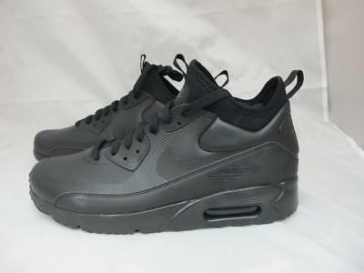 sale retailer be585 a9c0f NEW MEN'S NIKE AIR MAX 90 ULTRA MID WINTER 924458-004 | eBay