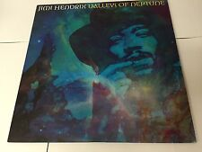Jimi Hendrix  Valleys Of Neptune 180GM 2 LP VINYL MINT 886976405915