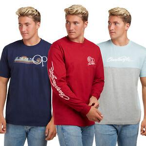 Ocean-Pacific-Licencia-Oficial-Para-Hombre-surf-desgaste-T-Shirts-Tallas-S-XXL