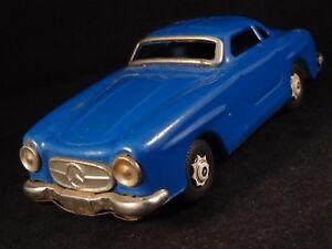 Ancienne Voiture Mercedes-benz 300 Sl Papillon Gullwing Coupé 1950 Japan Tôle