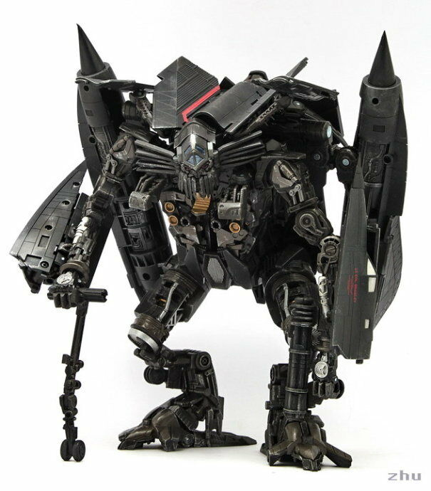 TF DreamWorks Transformers L Level GOD01 Coloreee Metallico Skyfire Jetfire nuovo