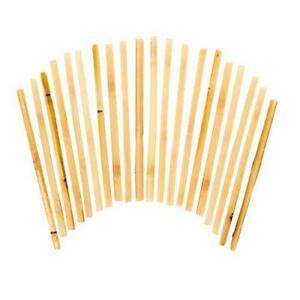 Raw Sugar Cane Swizzle Sticks Pack Of 20 845033007264 Ebay