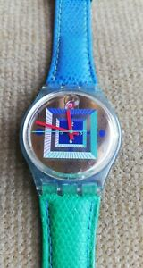 Swatch-Wristwatch-New-Without-Batteries