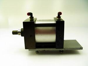 Lin-Act A2B-4.0X2-HC-2 Pneumatic Cylinder