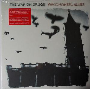 The-War-on-Drugs-Wagonwheel-Blues-LP-MP3-vinyl-NEU-SEALED