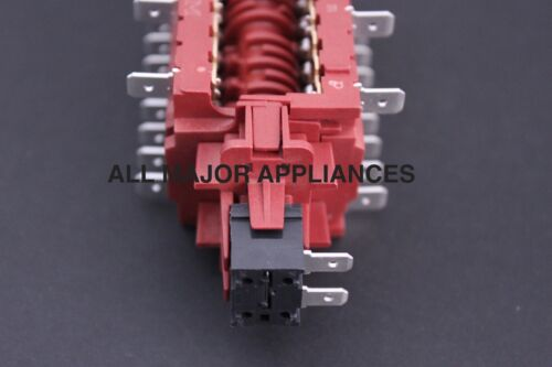 GENUINE ILVE OVEN SELECTOR MULTIFUCTION CONTROL SWITCH A//034//11 SUIT  P90IMP