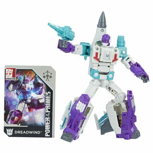 Transformers Generations Puissance des primes Deluxe Class dreadwind