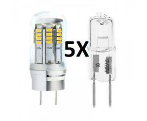Details About G8 Led Bulb 25 Watt Equivalent 120v Ac Bi Pin Led Bulb 211 Lumens Cool
