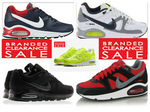 low priced 1077b d49a2 ... Nouveau-Hommes-Garcons-Nike-Air-Max-Command-Baskets-