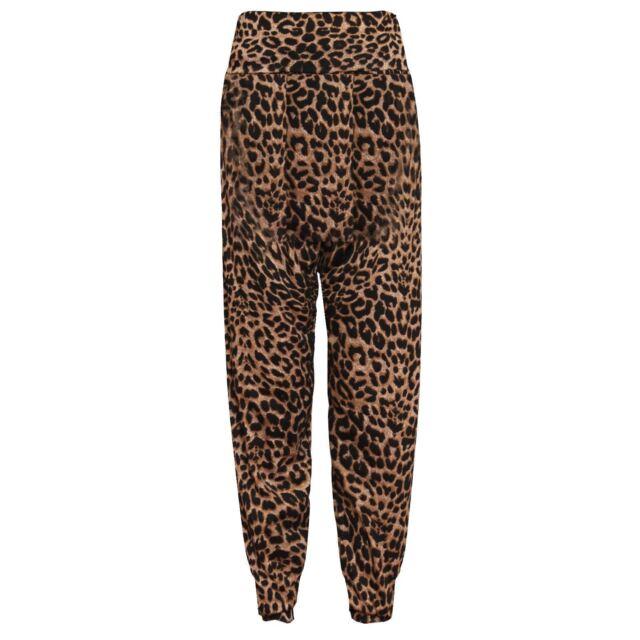 Schulterjäckchen Rock Body Leggings Kleid Damen Leopardenmuster Swing Cami